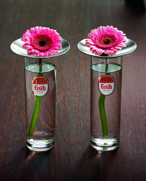 Mono Conglas Stainless steel attachment for flower