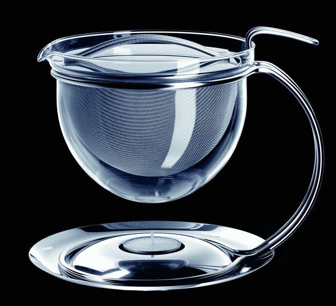Mono Filio Teekanne (integriertes Stövchen)