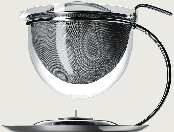 Mono Filio Teapot (integrated warmer)