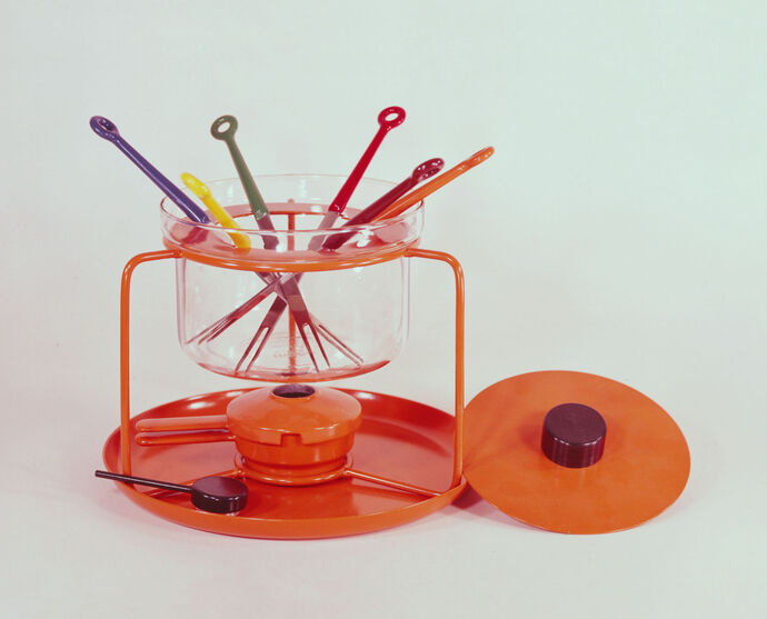 Mono Glass fondue