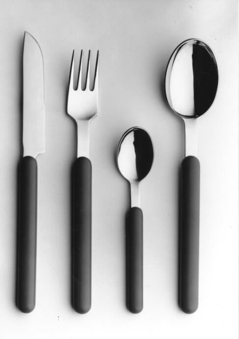 Mono Oval Color Flatware