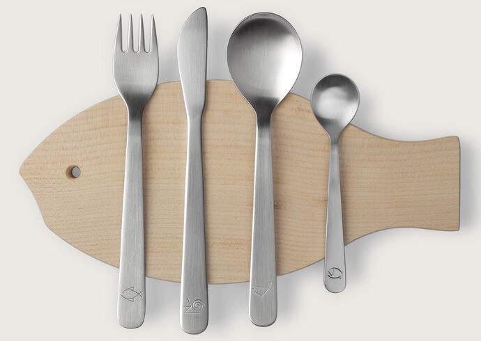 Mono Petit Childs flatware