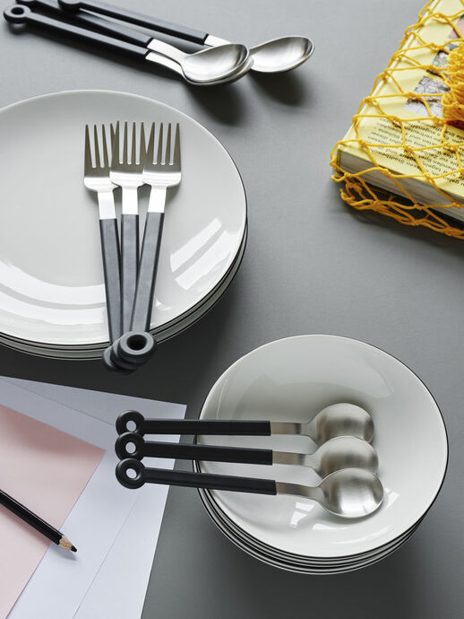 Mono Ring Reedition Flatware
