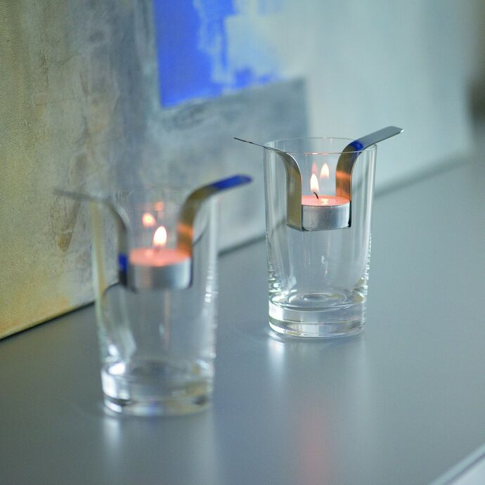 Mono Wing Candle holder